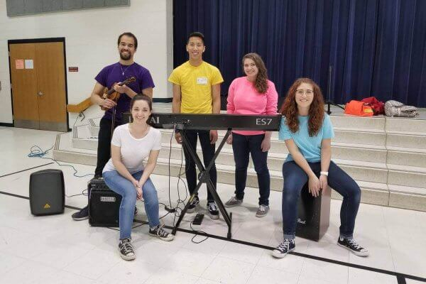 A Place to Be Performs in Leesburg