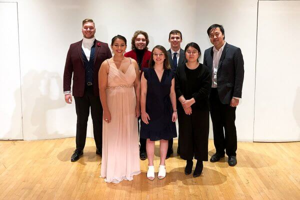 2019/20 Student Soloists Competition Winners