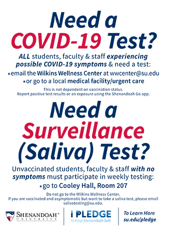 COVID or Surveillance tests