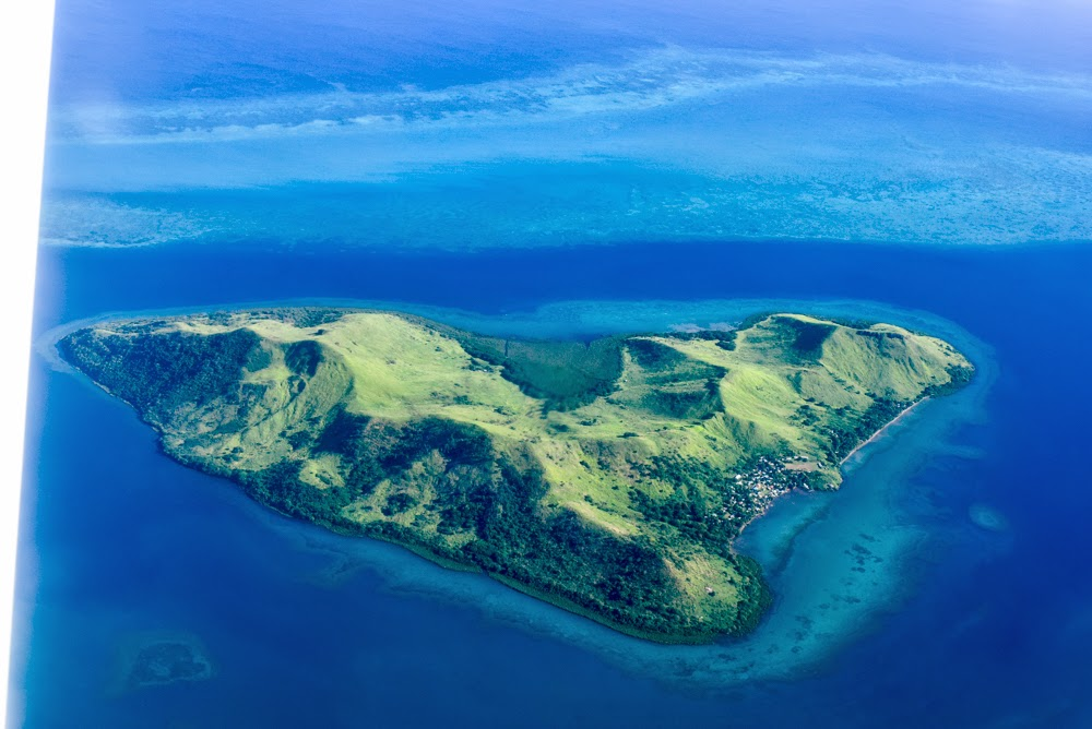 Dulles International to Savusavu