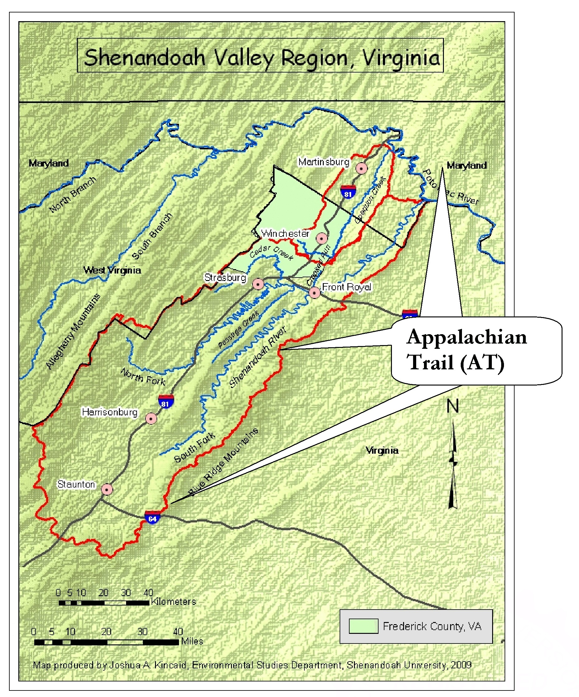 Appalachian Trail | SU BRIES