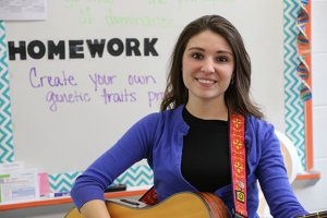 Music Therapy Alumna Segues Into Special Education