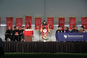Shenandoah University Presents Algernon Sydney Sullivan Awards During Commencement Exercises