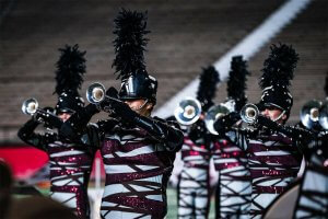 Wyatt '19 Tours and Competes with 11-time World Champion Drum Corps, The Cadets