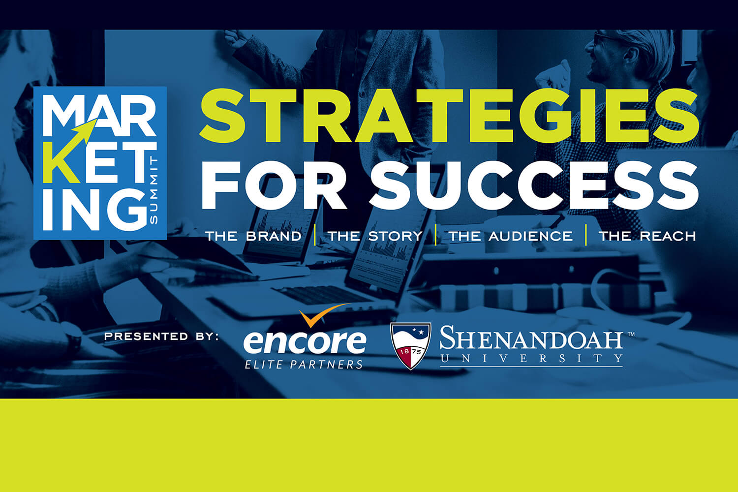 Summit Offers Strategies For Successful Marketing Event highlights trends and best marketing media