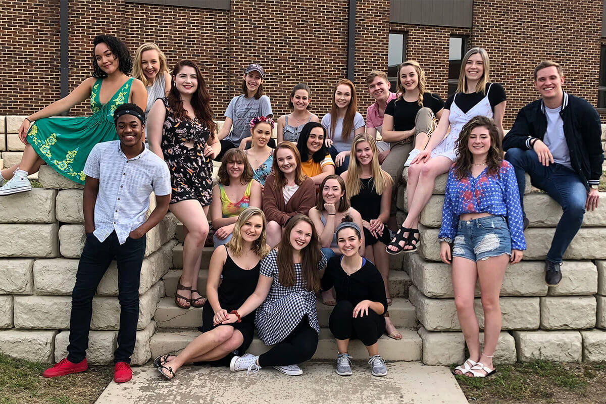Theatre Majors Land Impressive Internships for Summer 2019