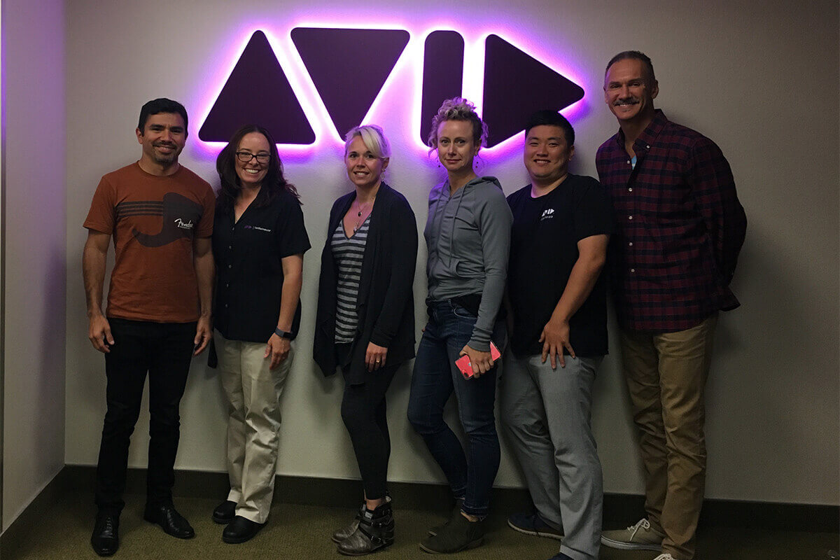 O'Neill '92 Participates in Avid Technology Opportunities in Burbank, California