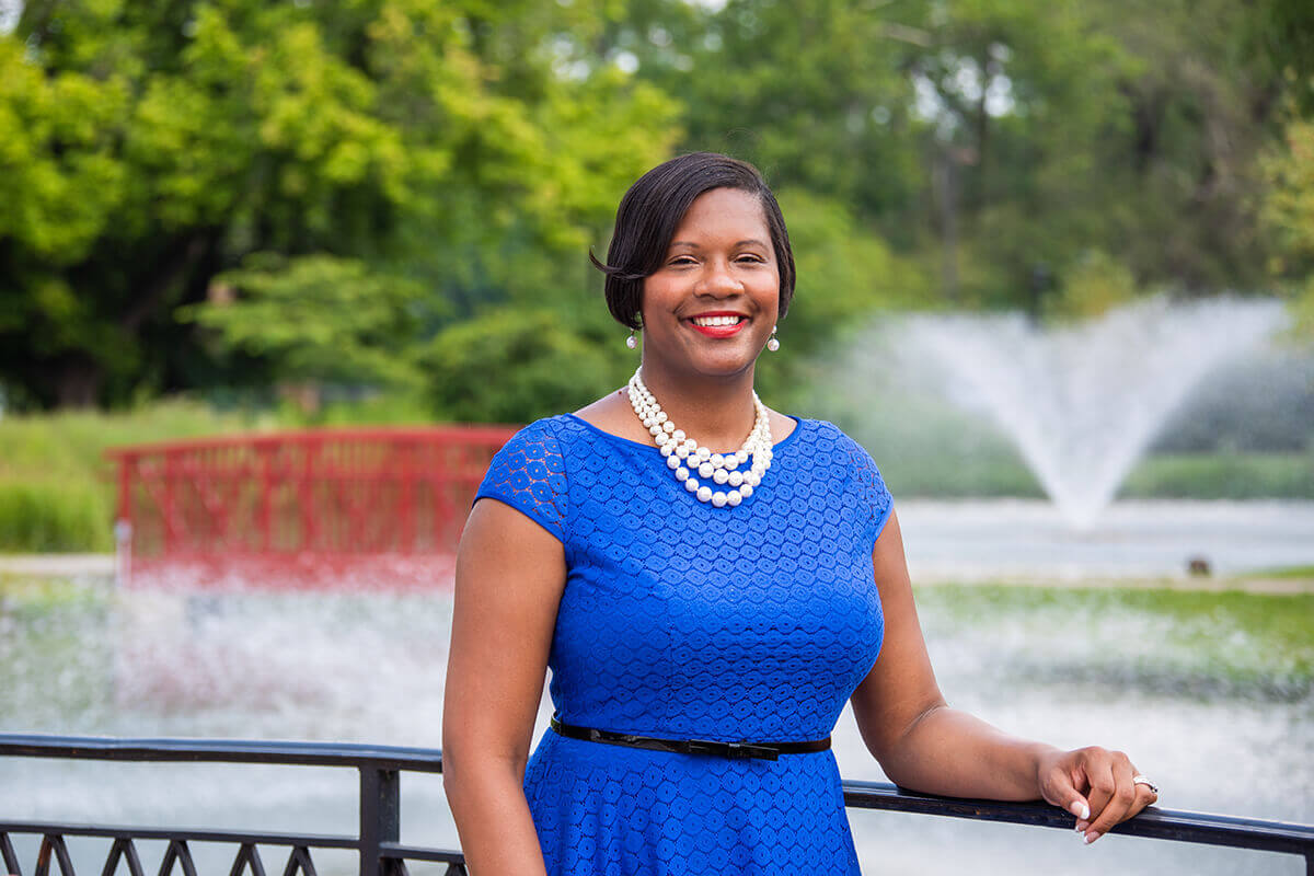 Vice President Yolanda Gibson Earns New Title & Role Gibson will become new vice president for student affairs