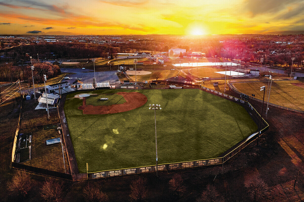 Shenandoah to renovate and improve baseball, softball fields University enters agreement with City of Winchester to manage fields in Jim Barnett Park