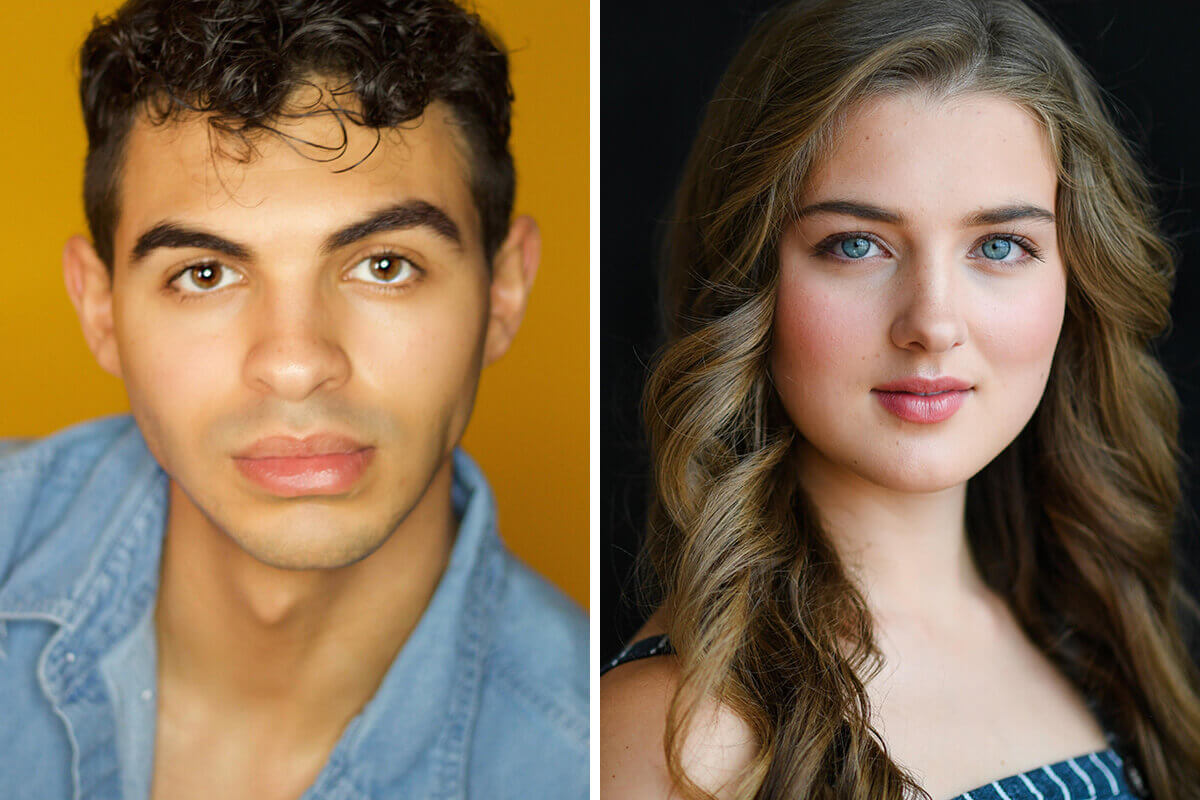Elhamalawy '21 and Marshall '24 Cast in Broadway Benefit Concert